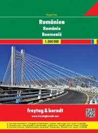 מפה FB רומניה ומולדובה אטלס (ספירלה) 300
