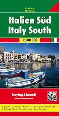 מפה FB איטליה 500 דרום