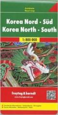מפה FB קוריאה
