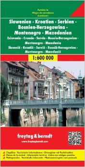 Slovenia ץ Croatia ץ Serbia-Mo