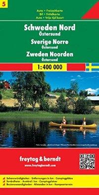 Sweden Sheet 5, Sweden North
