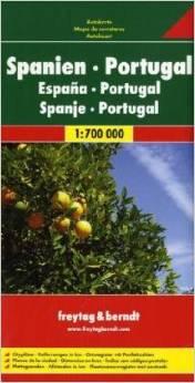 Spain/Portugal 1:700