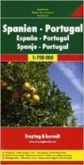 מפה FB ספרד ופורטוגל
