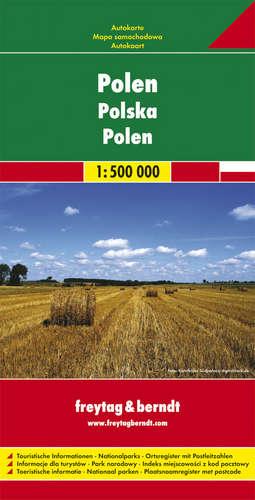 מפה FB פולין