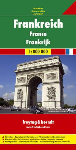 מפה FB צרפת