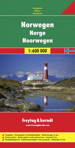 מפה FB נורבגיה
