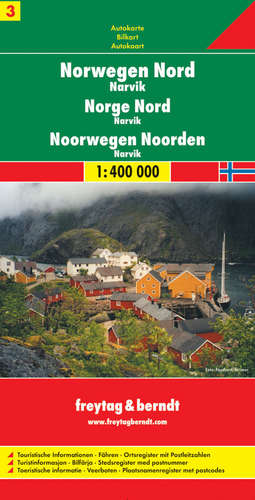 Norway Sheet 3, Norway North