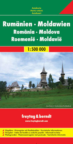 מפה FB רומניה ומולדובה