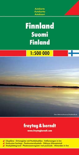 מפה FB פינלנד