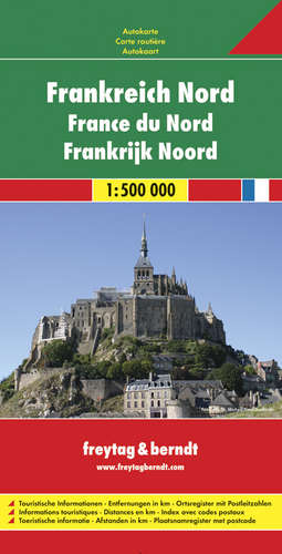 מפה FB צרפת צפון