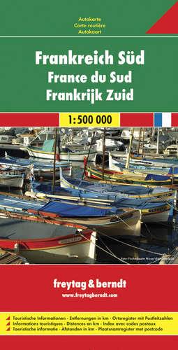 מפה FB צרפת דרום
