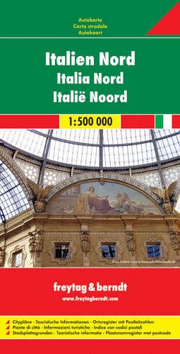 מפה FB איטליה 500 צפון