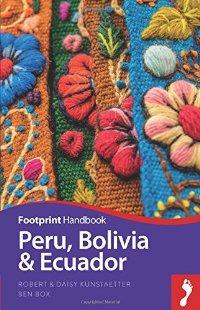 מדריך באנגלית FP פרו, בוליביה ואקואדור