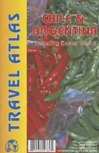 מפה ITM צ'ילה וארגנטינה אטלס