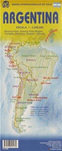 מפה ITM ארגנטינה