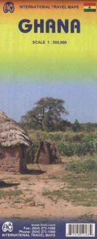 מפה ITM גאנה