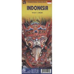 מפה ITM אינדונזיה