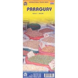 מפה ITM פאראגוואי
