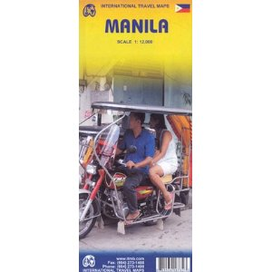 Manila Travel Reference Map