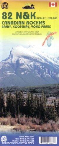 מפה ITM הרי הרוקי הקנדיים