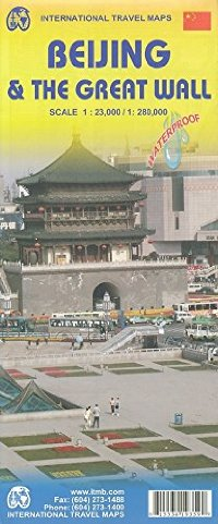 מפה ITM בייג'ינג והחומה הגדולה