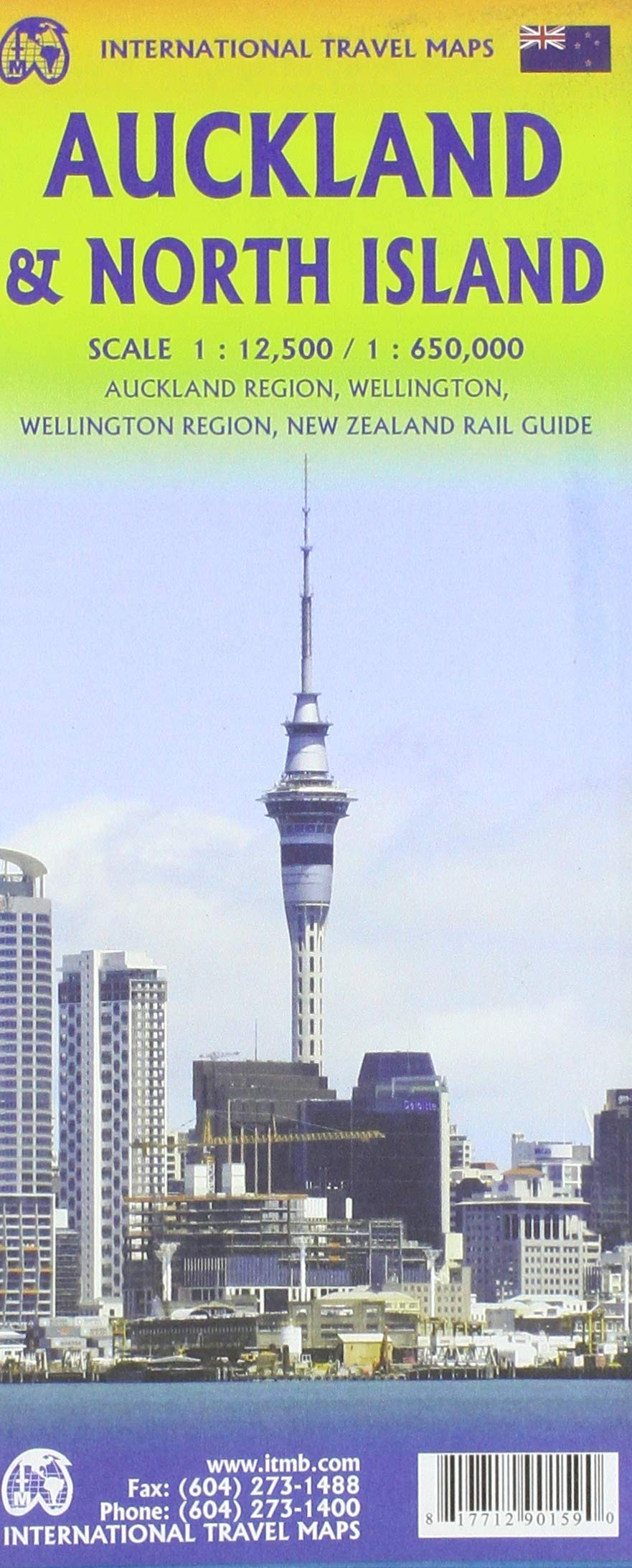 Auckland and North Island