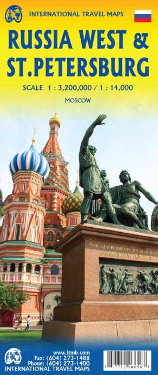 מפה ITM סנט פטרבורג