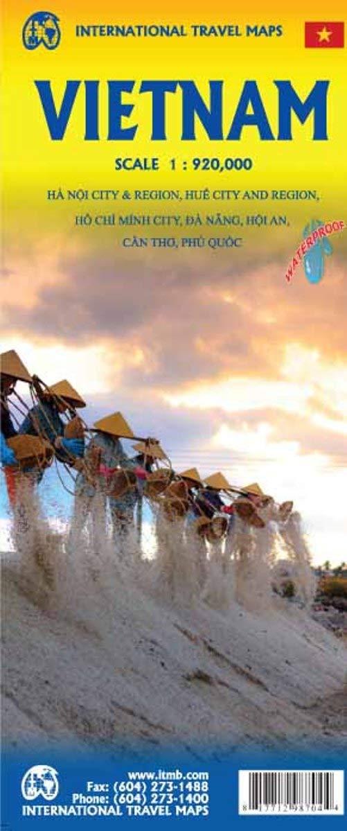 מפה ITM ויטנאם
