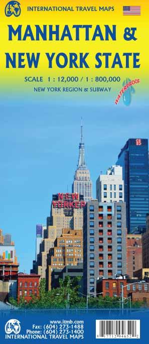 Manhattan & New York State