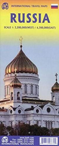מפה ITM רוסיה