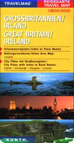 מפה KU בריטניה ואירלנד