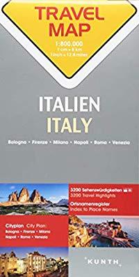 מפת איטליה קונט