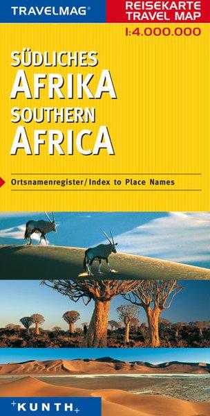 מפה KU אפריקה דרום