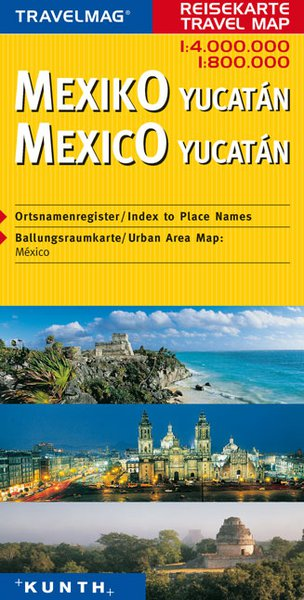 מפה KU מקסיקו