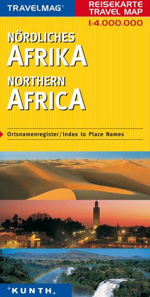 מפה KU אפריקה צפון