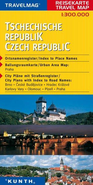 מפה KU צ'כיה