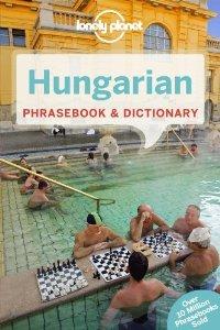 מדריך באנגלית LP הונגרית שיחון