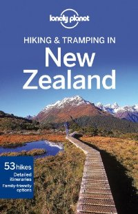מדריך באנגלית LP ניו זילנד Trekking Guide
