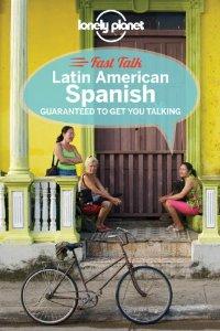 מדריך באנגלית LP ספרדית של דרום אמריקה שיחון מקוצר
