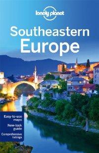 מדריך דרום מזרח אירופה  לונלי פלנט (ישן) 1
