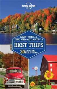 מדריך באנגלית LP ניו יורק, וושינגטון DC והמיד-אטלנטיק - מסלולי טיולים