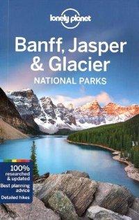 Banff, Jasper & Glacier Nat Pks