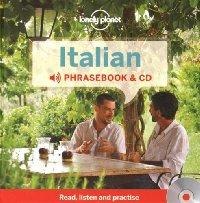 מדריך באנגלית LP איטלקית (כולל CD)