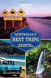 מדריך באנגלית LP אוסטרליה - מסלולי טיולים