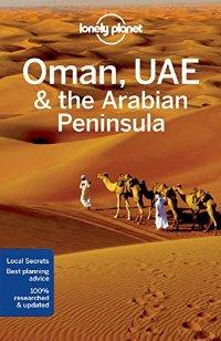 מדריך באנגלית LP עומאן, איחוד נסיכויות המפרץ וחצי האי ערב