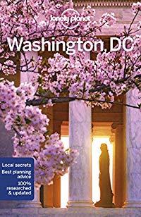 מדריך וושינגטון DC לונלי פלנט מדריך עיר 7
