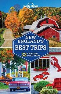 מדריך באנגלית LP ניו אינגלאנד - מסלולי טיולים