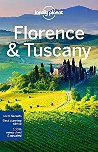 מדריך באנגלית LP פירנצה וטוסקנה