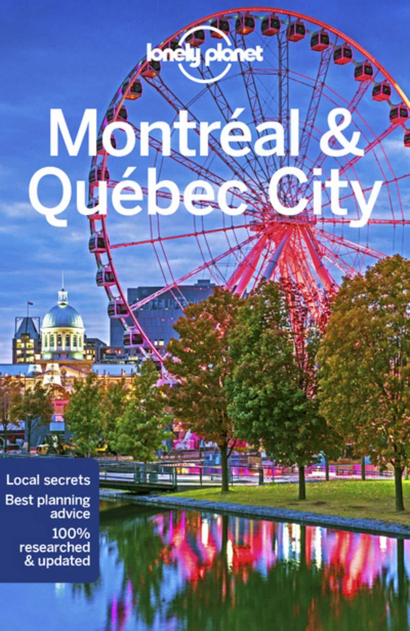 מדריך באנגלית LP מונטריאול וקוויבק