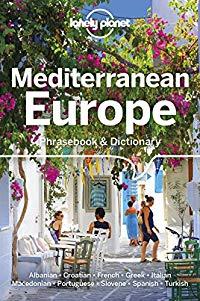 מדריך באנגלית LP אירופה הים תיכונית